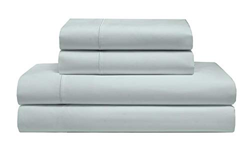 Elite Home Extra-Soft Deep-Pocketed Cotton Sheet Set with Cooling Technology