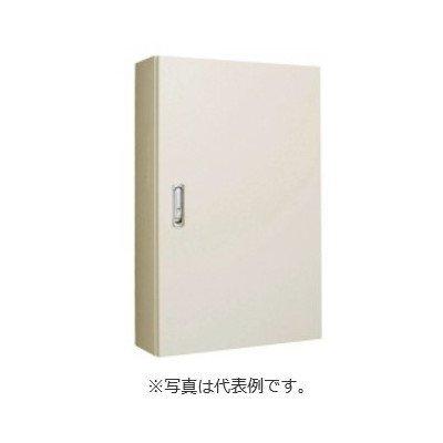 河村電器産業 屋内屋外兼用鉄板製 盤用キャビネット RXB6060-12 クリーム B01FVO0GW6 クリーム