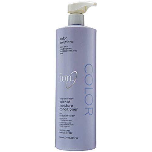 Ion Color Defense Intense Moisture Conditioner, 20oz (Conditioner Keratin Smoothing)