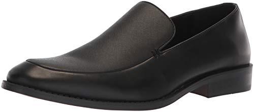 Unlisted by Kenneth Cole Men's Half Slip ON Loafer, Black, 10.5 M US