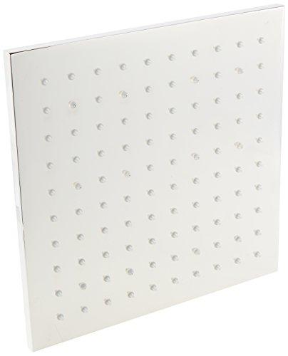 ALFI brand  LED5005 10-Inch Square Multi Color LED Rain Show