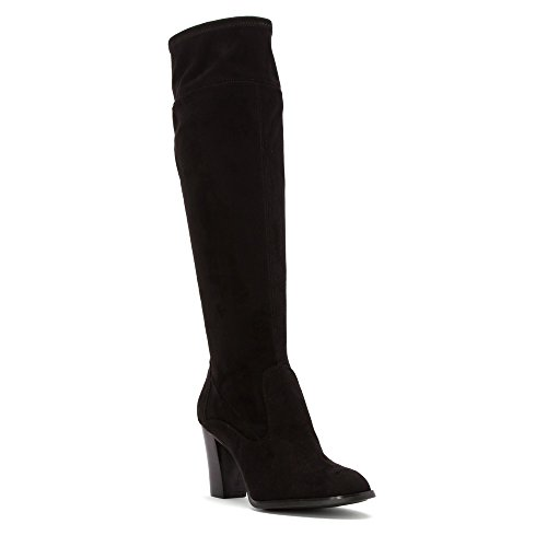 Marc Fisher Womens Erica Boots Black Fabric tCybXWjU