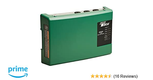TACO ZVC404-4 Boiler Zone Control,4 Zone