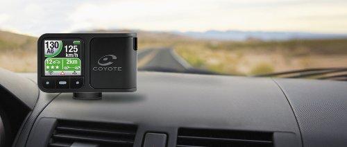 Coyote Mini Coyote Plus - Avisador de radares fijos y móviles a tiempo real, color negro [importado de Francia]: Amazon.es: Electrónica