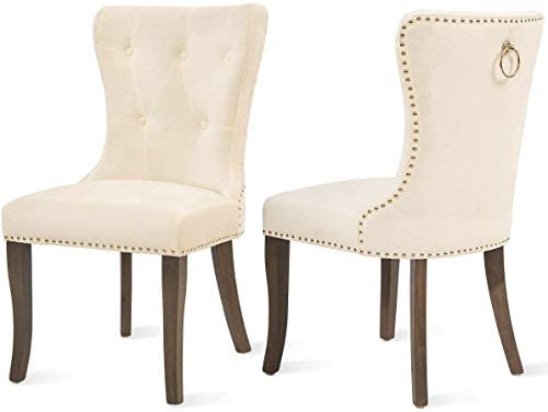 COZYWELL Dining Chair Set of 2