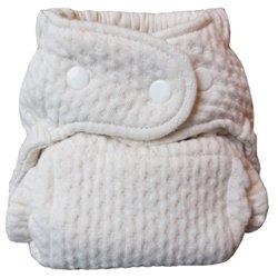 Bummis Dimple Diaper - Organic Overnight Cloth -