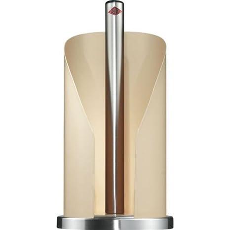 Wesco - Küchenrollenhalter, Rollenhalter - Farbe: Mandel, Beige