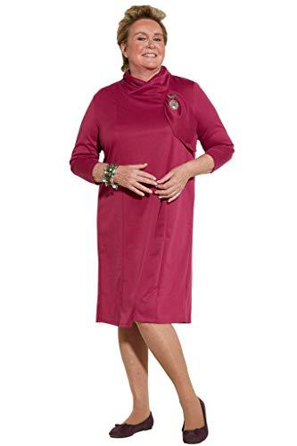 Ovidis Fashionable Dress - Fuchsia   Meli   Adaptive Clothing - XL