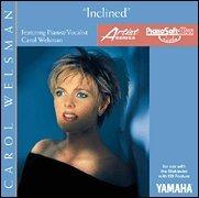 Pianosoft Plus Audio - Inclined - Carol Welsman - (for CD-compatible modules) - Carol Welsman - PianoSoft Plus Audio - PianoSoft Media