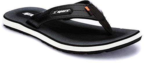 450d18416798 Sparx Men SFG 541 Black Flip Flops  Buy Online at Low Prices in ...