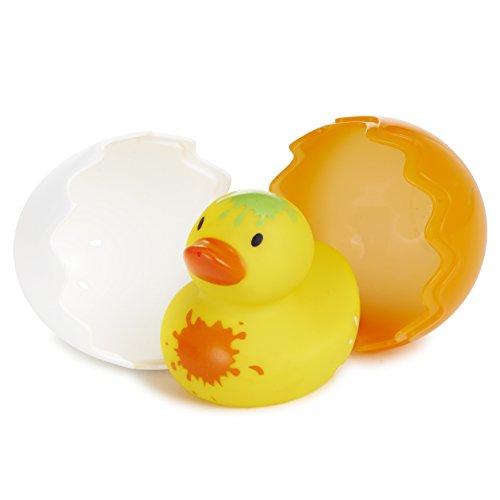 Munchkin Hatch Duck Bath Yellow