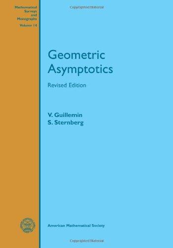 Geometric Asymptotics (Mathematical Surveys and Monographs Number 14)