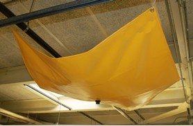 Eagle T8301 DripNest Leak Diverter, 3' x 3' (0.9 m x 0.9 m), Yellow