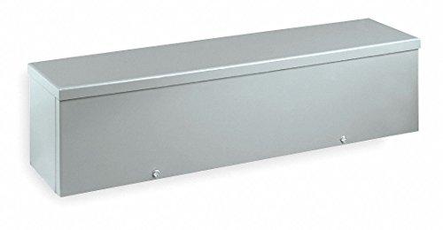Wire Trough | Wiegmann Rscg060624 Rscg Series Nema 3r Screw Cover Wiring Trough