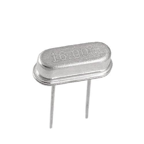 50 PC-16.000MHz AT49S 20pf DIP Quartz Crystal Oscillator DealMux DLM-B005MN8FPW