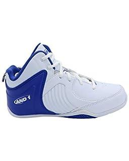 AND1 Kids Shoe Tsunami Basketball Sneakers