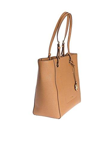 Michael Kors Borsa Shopping Donna 30S7GWAT4L532 Pelle Marrone