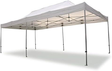actiexpress tienda plegable carpa (cenador profesional 4 x 8 estructura de aluminio 40 mm techo 300 G/m² calidad Professionelle: Amazon.es: Hogar