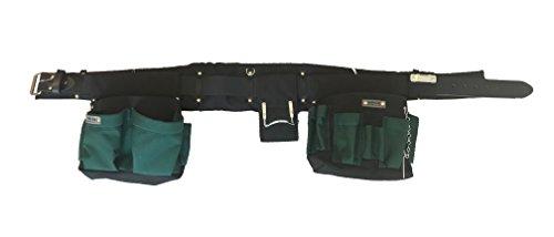 Boulder Bag 104L-GR Electrician Comfort Combo w/Metal Buckle Belt Size Large 36