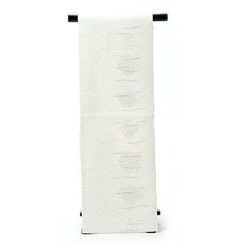 特権投票等価名古屋帯 夏 仕立て上がり 西陣織 正絹 絽 日本製