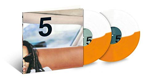 Lenny Rocks - 5 [2 LP][Orange/White]