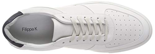 Robert white Uomo Low 1009 Bianco K Sneaker M Filippa EwqapH7