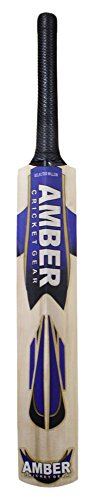 Amber Cricket Gear Club Cricket Bat
