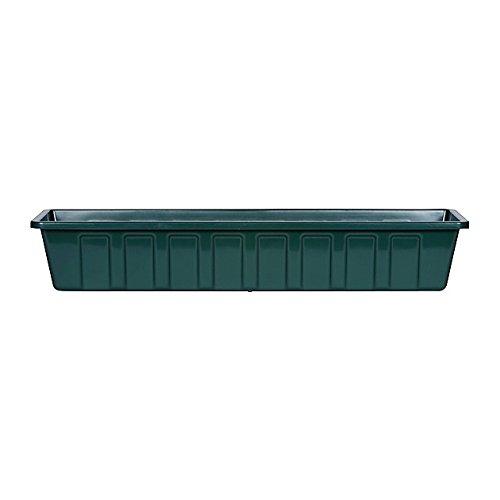 poly-pro-plastic-flower-box-planter-hunter-green-30-inch