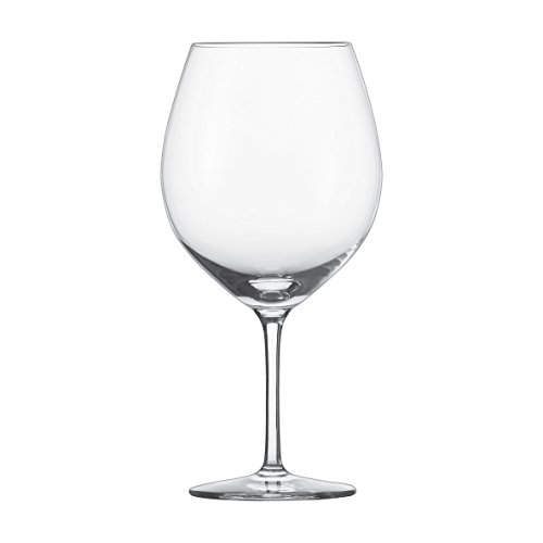 - Schott Zwiesel Tritan Crystal Glass Cru Classic Stemware Collection Burgundy Red Wine Glass, Set of 6