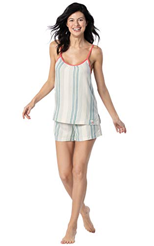 (Margaritaville Summer Pajamas for Women - PJ Sets for Women - PajamaGram, XS 2-4)