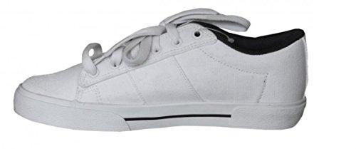 Osiris Skateboard Damen Schuhe Serve V White