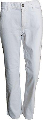 Eddie Bauer Jeans booutcut Femmes Blanc