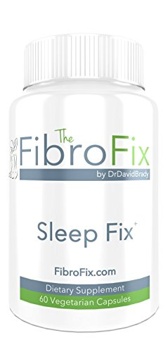 Fibro Fix Sleep Fix Fibromyalgia Capsules Formula product image