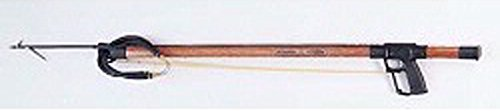 AB Biller Mahogany Floridian Speargun with FREE DDF Slap Strap (54