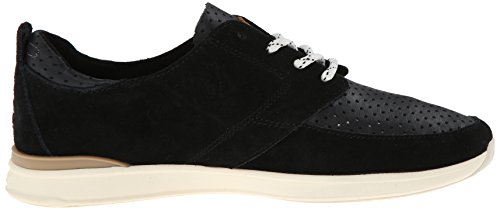 Reef Femmes Rover Bas Lx Mode Sneaker Noir