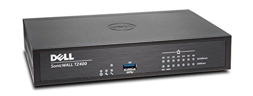 Dell Sonicwall Tz400 Totalsecure Bundle Includes Tz 400