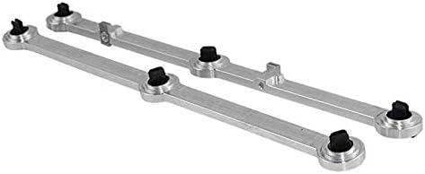 Cimoto Kfz Luftansaugkrümmer Pleuel Reparatursatz Für Mercedes Om642 V6 3 0 Cdi 6420905037 A6420907737 Auto