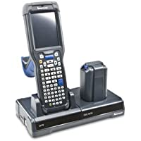 Intermec DX1A02B10 Desktop Dock for Series CN70/CN71 Mobile Computer, Includes NA Power Supply and Cord, Flex Dock, Holds 1 Mobile CPU