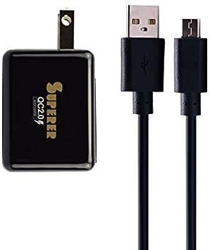 Amazon.com: 5Ft Micro USB AC Charger for Lenovo Yoga Tab 3 ...