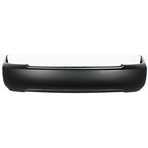 Rear BUMPER COVER Primed for 2004-2006 Nissan Sentra