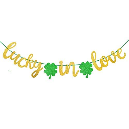 IDOXE St. Patrick's Day Decorations Irish Lucky in