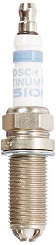 (Bosch (4516) Platinum IR Fusion Spark Plug, (Pack of)