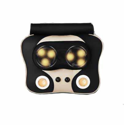 赤ちゃんの首の肩の背中のマッサージ枕赤外線暖房ホームオフィスの車深い混練電気マッサージャー   B07DLKFFNZ