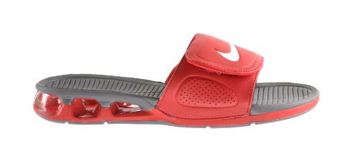 9a7465cd386e3 NIKE Air Experience Slide Men s Slides University Red White-Cool Grey  487331-610 - Buy Online in Oman.