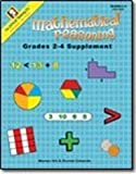 img - for Mathematical Reasoning Grades 2-4 Supplement book / textbook / text book