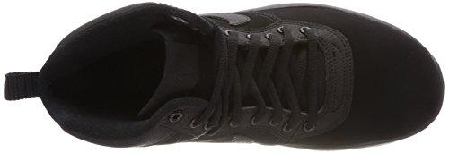 Nike Heren Manoadome Laars Zwart / Zwart Zwart