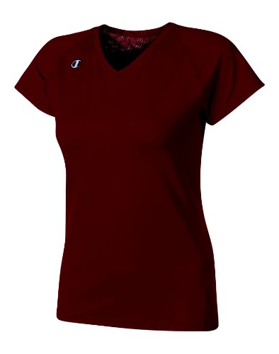 Fast Break Double Dry Stretch Cap Manga Jersey Maroon