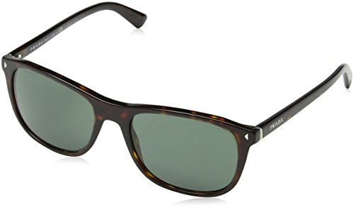 Prada 2AU3O1 Tortoise 01RS Wayfarer Sunglasses Lens Category 3 Size - Prada Mens Wayfarer Sunglasses