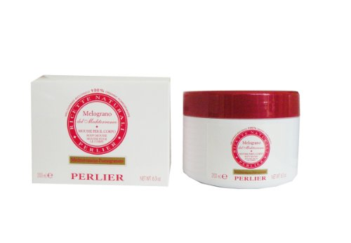 (Perlier Mediterranean Pomegranate 200ml/6.3oz Body)
