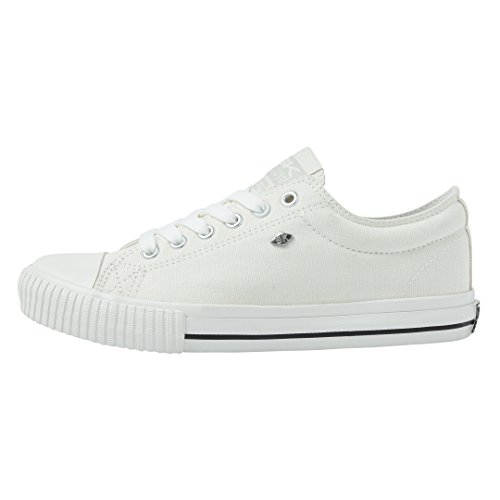Low British Off Top Sneaker Lo White Master Women's Knights 71SzTq